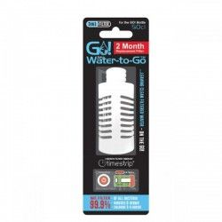 Recharge Pack 2 Filtres pour gourde Water-to-Go