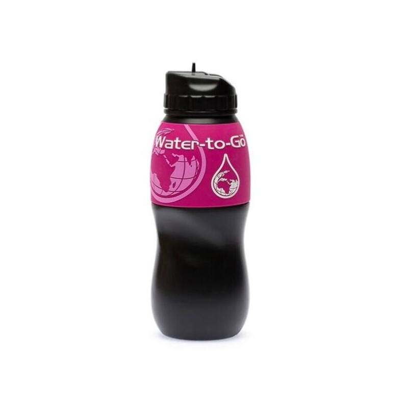 Gourde Filtrante Triple Water-To-Go 0.75 litre