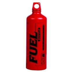 Bouteille Fuel Bottle 0.89L Rouge, MSR - Optimus -Primus