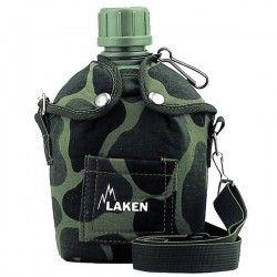 Gourde plastique militaire Camouflage 1 litre