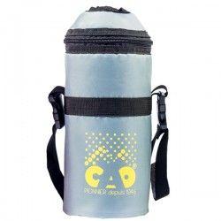Housse isotherme avec bandoulière pour bouteille 1L ou 1.5L