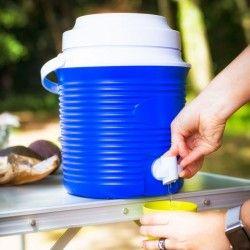 Bidon isotherme grande capacité 5,8 litres