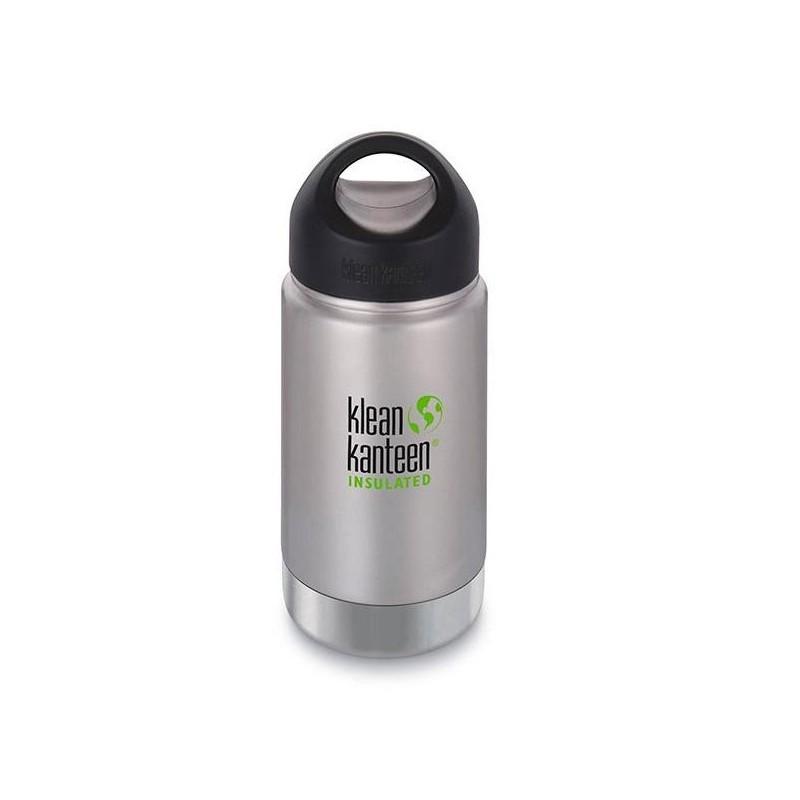 Petite gourde isotherme inox Klean Kanteen 0,35L