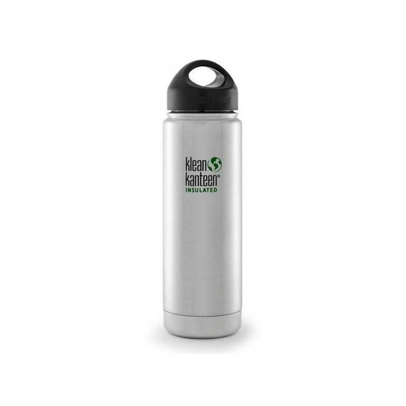goude large goulot isotherme inox Klean Kanteen 0,59L