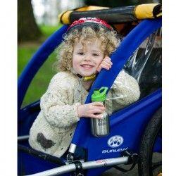 Gourde inox bébé enfants avec tétine Klean Kanteen 355ml