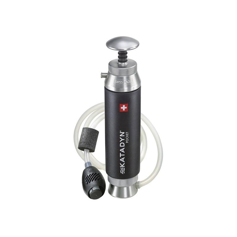 Filtre à eau portatif Pocket de Katadyn