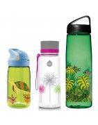 Gourdes plastiques |Sans BPA | Bouteilles plastiques réutilisables